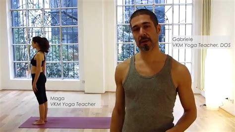 vinyasa yoga tutorial youtube vinyasa yoga tutorial base samasthiti youtube