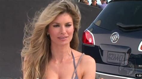 buick commercial actress gets in wrong car video what s sexier than marissa miller and a buick