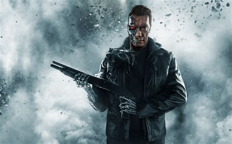 Arnold Terminator Wallpapers arnold schwarzenegger terminator hd 4k wallpapers