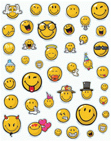 Smiley Sticker Meaning by Best Of Smileys Stickers By Smileyme