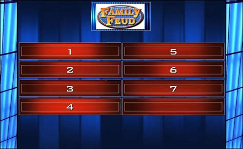 family feud template free family feud graphics pictures images for myspace layouts