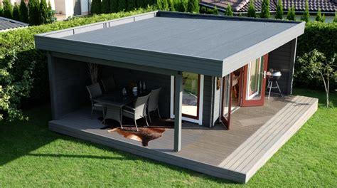 hansa lounge xl garden room  extended sundeck