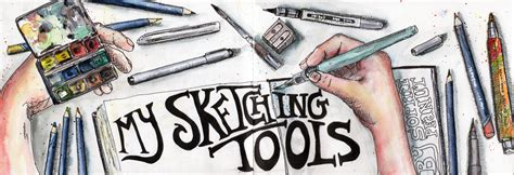 sketchbook tools my favourite sketching tools by peanut