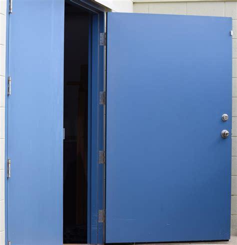 Emergency Exit Panic Button steel panic doors phone 0207 099 expert advice on briton