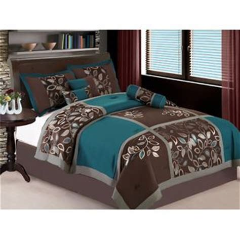 teal brown and white bedroom brown and teal bedding future home pinterest