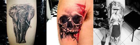 tattoo 3d em curitiba tattoofriday 22 tatuadores de curitiba