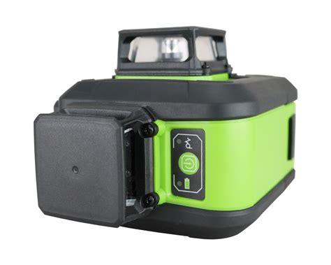 Automatic Self Leveling 360 Rotary Multi Cross Green