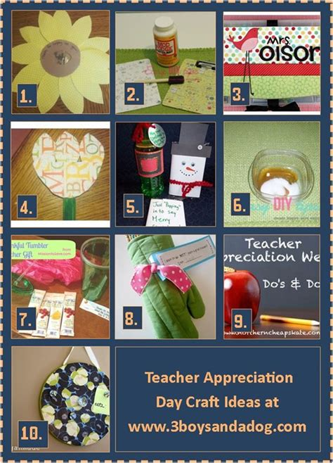 teachers day crafts for 22 appreciation day activities 3 boys and a