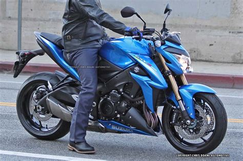 New Bike Suzuki 2015 Suzuki Gsx S1000 Spied