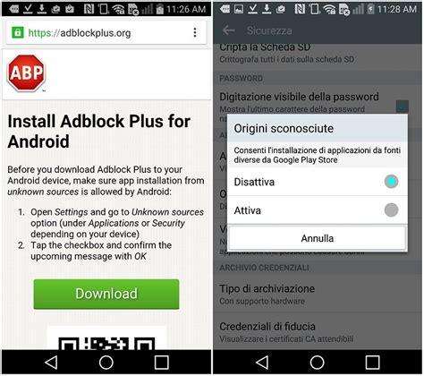 adblock plus android apk liberatevi della pubblicit 224 su android con abp androidpit