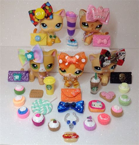 accessories ebay littlest pet shop accessories grab pack a lps not inc ebay