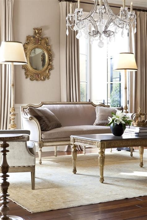 french style living room furniture eye for design decorating parisian chic style