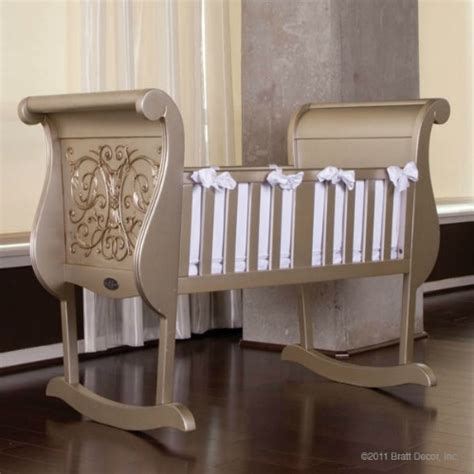 Bratt Decor Bassinet by Cradles And Bassinets For Nursery