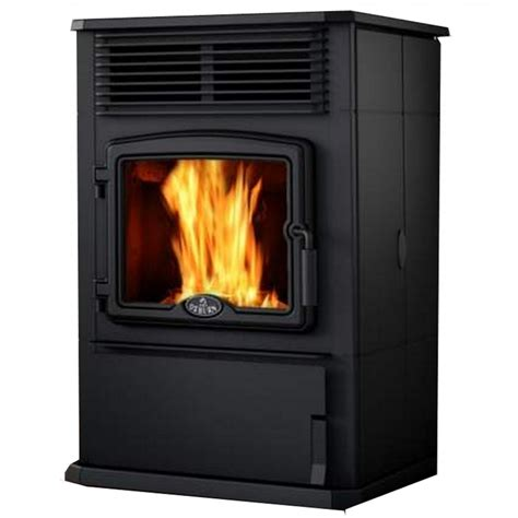 Osburn Fireplaces by Osburn 5000 Large Pellet Stove Epa