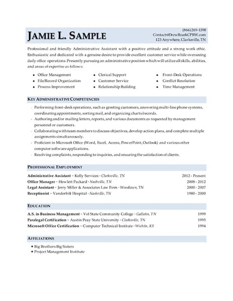 healthcare administration resume sles gallery creawizard