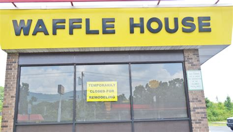 waffle house columbus nc the tryon daily bulletin waffle house closed for remodeling