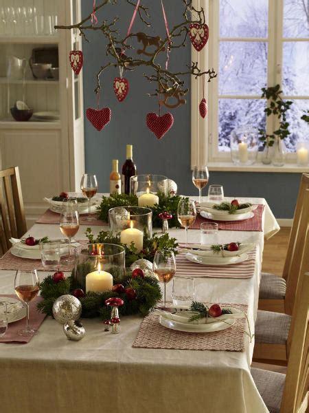 dekoration winter winter tischdeko f 252 r kuschelige geselligkeit