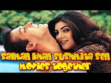 sushmita sen salman khan movie salman khan sushmita sen movies together bollywood films