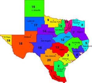 schools districts region map