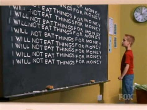 will not eat i will not eat things for money 171 bart s blackboard