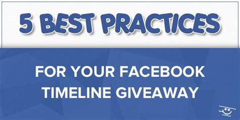 How To Do A Giveaway On Facebook - 17 best ideas about facebook timeline on pinterest facebook cover design facebook