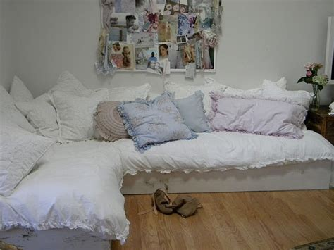 shabby chic sleeper sofa home design