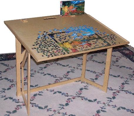 puzzle table with cover puzzle easel