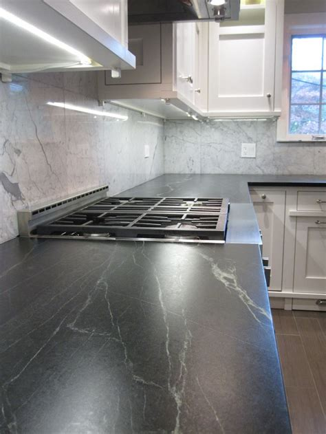 Soapstone Kitchen Countertops Soapstone Countertops Kitchens Pinterest