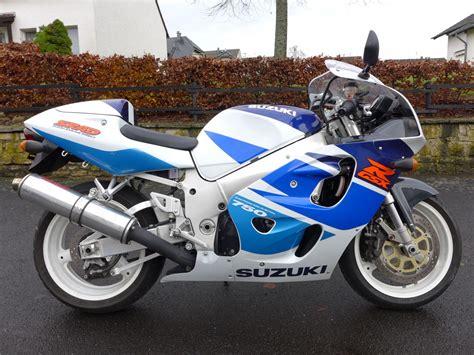 Motorrad Teile Suzuki by Gute Gebrauchte Motorradteile Suzuki Gsx R750 Srad