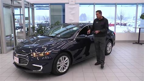 rydell gmc the all new 2016 chevrolet malibu is at rydell chevrolet