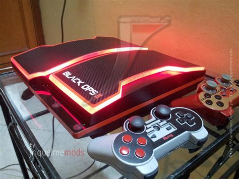 ps3 console mods well that is one ps3 console custom mod call of