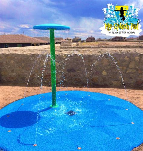 backyard splash park 32 best backyard splash pad images on pinterest backyard