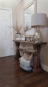 Entryway Pieces Stunning Handmade Rustic Farmhouse Entryway Table Just