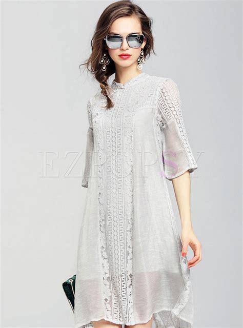 Print Sleeve Shift Dress dresses shift dresses half sleeve print shift dress