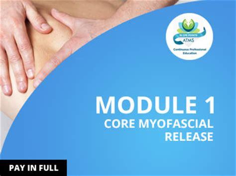 Myofascial Release Detox Symptoms by Therapy Myofascial Release