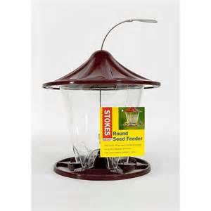 Stokes Bird Feeder Stokes Select Plastic Hopper Bird Feeder Lowe S Canada
