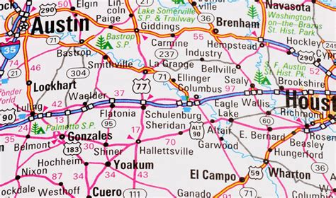 texas hill country road trip map the texas road trip texas hill country