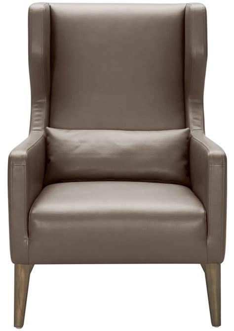 grey leather armchair messina dove grey leather armchair 100702 sunpan modern home