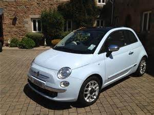 Baby Blue Fiat 500 For Sale Fiat 500 Baby Blue 163 6750