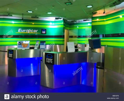 europcar hire stock  europcar hire stock images