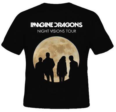 Kaos Imagine Dragons 08 Kaos Imagine Dragons 7 Kaos Premium