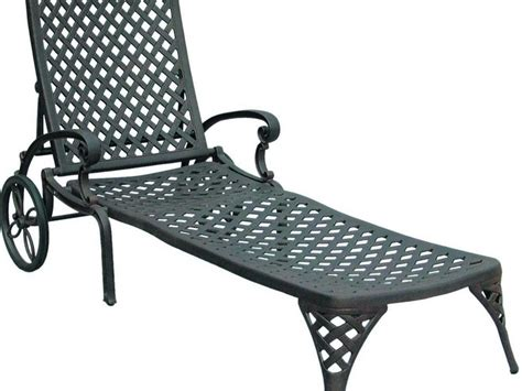 vintage wrought iron chaise lounge vintage wrought iron chaise lounge home design ideas