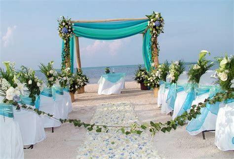 Beach Wedding Decorations: 15 Festive Inspiration Details