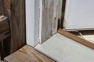 Repair Exterior Door Jamb How To Repair Rotten Door Frame Frame Door
