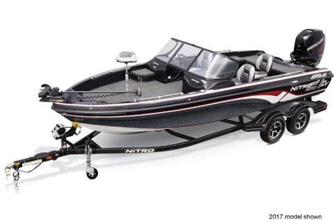 cheap boats minot nd 2018 nitro zv21 fargo north dakota boats