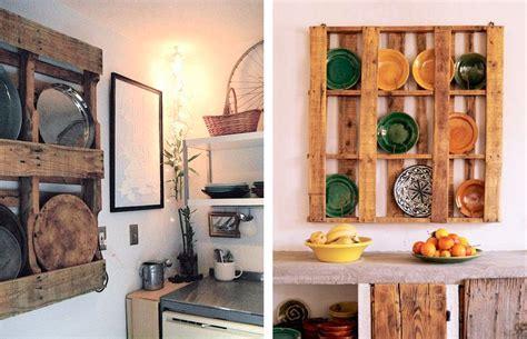Come Utilizzare I Pallet Per Arredare Casa by Come Utilizzare I Pallet Per Arredare La Piattaia