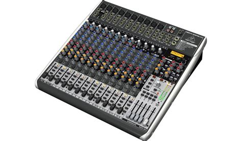 Mixer Behringer 24 Ch behringer qx2442usb xenyx 24 channel usb mixer w effects