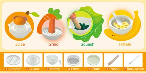Munchkin Deluxe Fresh Food Feeder Jaring Alat Makan Mandiri Bayi 13 grinder blender steamer bayi alat proses masak mpasi bayi