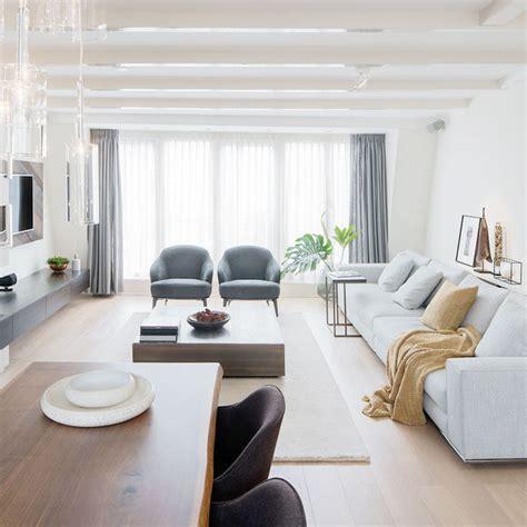 salon comedor decoracion un sal 243 n comedor funcional acogedor y lujoso nuevo estilo