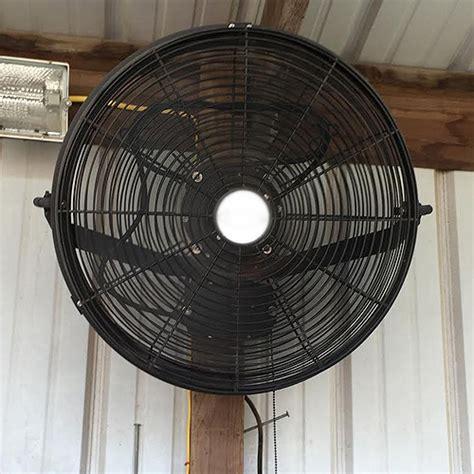 agricultural fans for barns 18 quot basket fan ramm fencing stalls